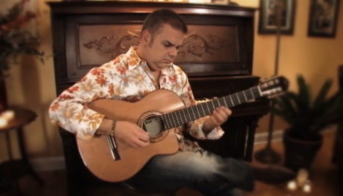 Arturo Romay - Angelica - Music Video