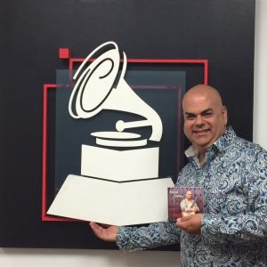 Arturo at the Latin Grammy's Miami