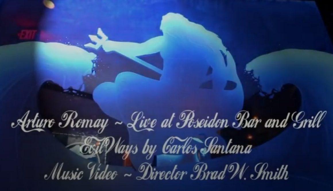 Arturo Romay Live at Poseidon Bar and Grill