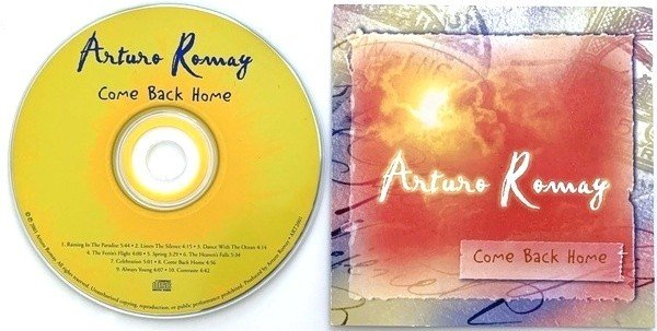 Album of Arturo Romay: Come back to me